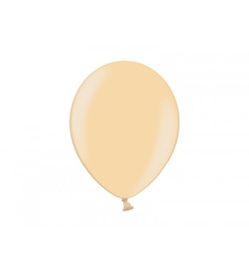 Balony 14'', Metallic Peach...