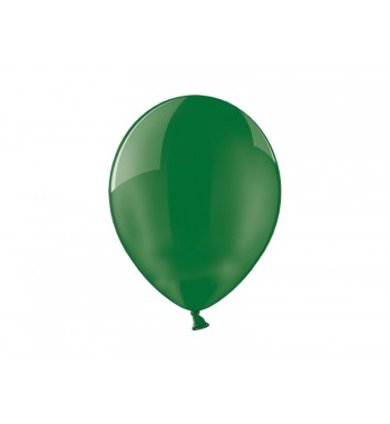 Balony 10'', Crystal Green...