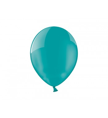 Balony 10'', Crystal Teal...