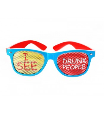 Okulary I see drunk people,...