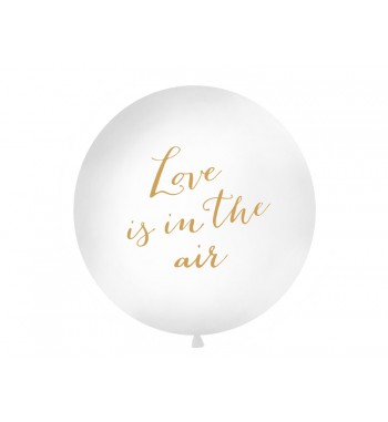 Balon 1 m, Love is in the...