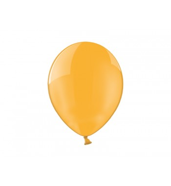 Balony 12'', Crystal Orange...