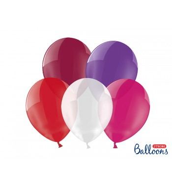 Balony Strong 27cm, Crystal...
