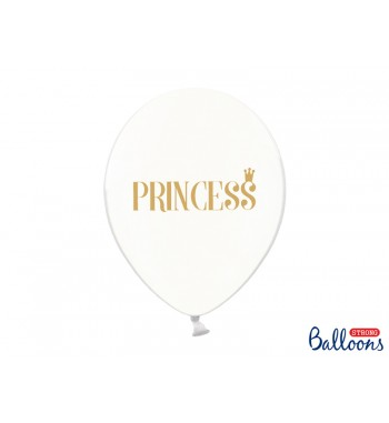 Balony 30cm, Princess,...
