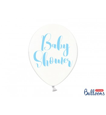 Balony 30cm, Baby Shower,...