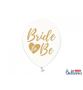 Balony 30cm, Bride to be,...