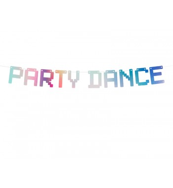 Baner Electric Holo - Party...
