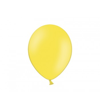 Balony 5'', Pastel Yellow...