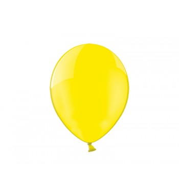 Balony 10'', Crystal Yellow...