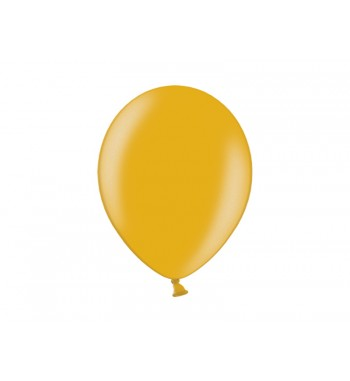 Balony 10'', Metallic Gold...