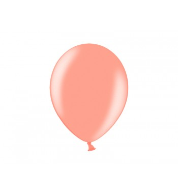 Balony 12'', Metallic Rose...