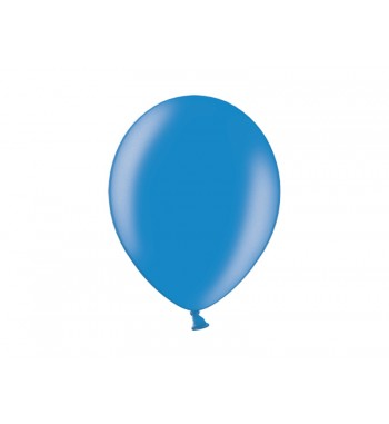 Balony 10'', Metallic Blue...