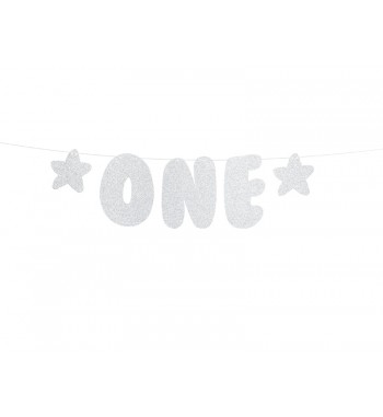 Baner 1st Birthday - One,...