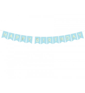 Baner Happy Birthday, j....